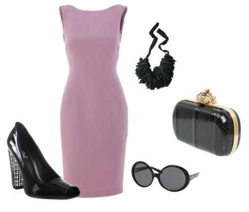 boda pink dress