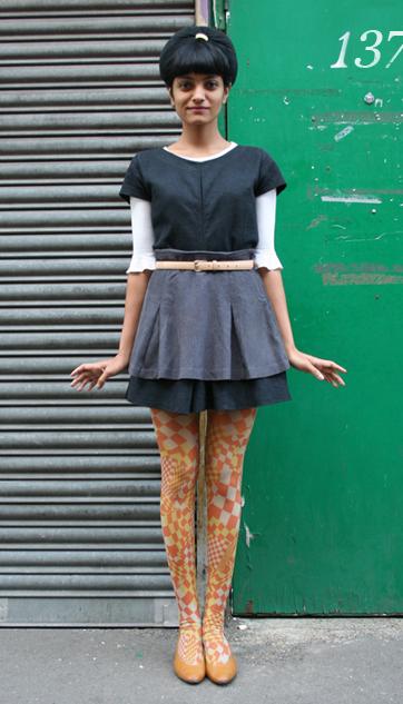 vestido negro basico lbd uniform project blusa